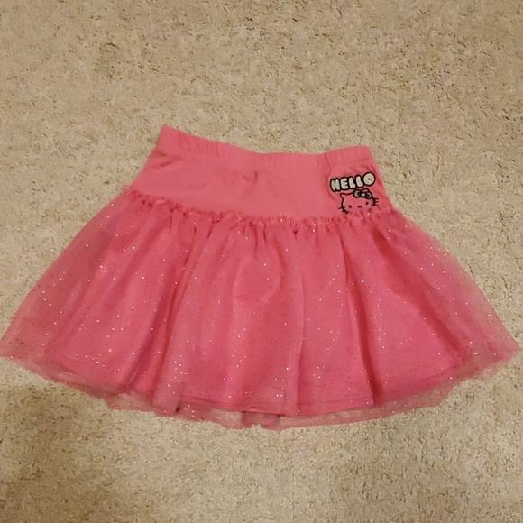 Hello Kitty Other - Hello Kitty Tulle Skirt